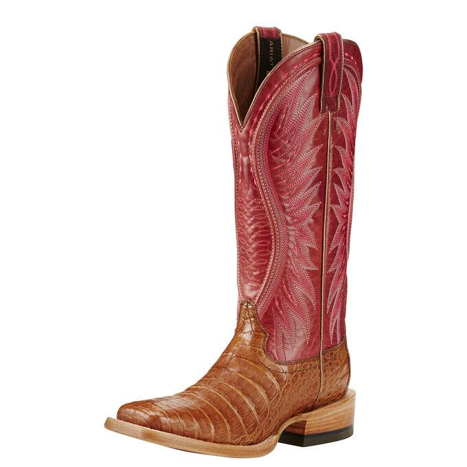 Vaquera Western Boot