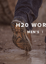 H2O Work Boots - Men's