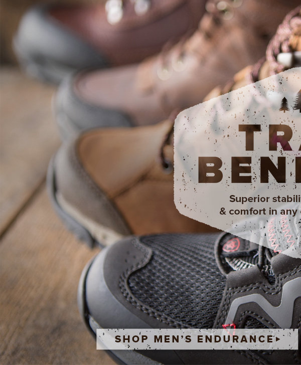 Trail Benders - Men