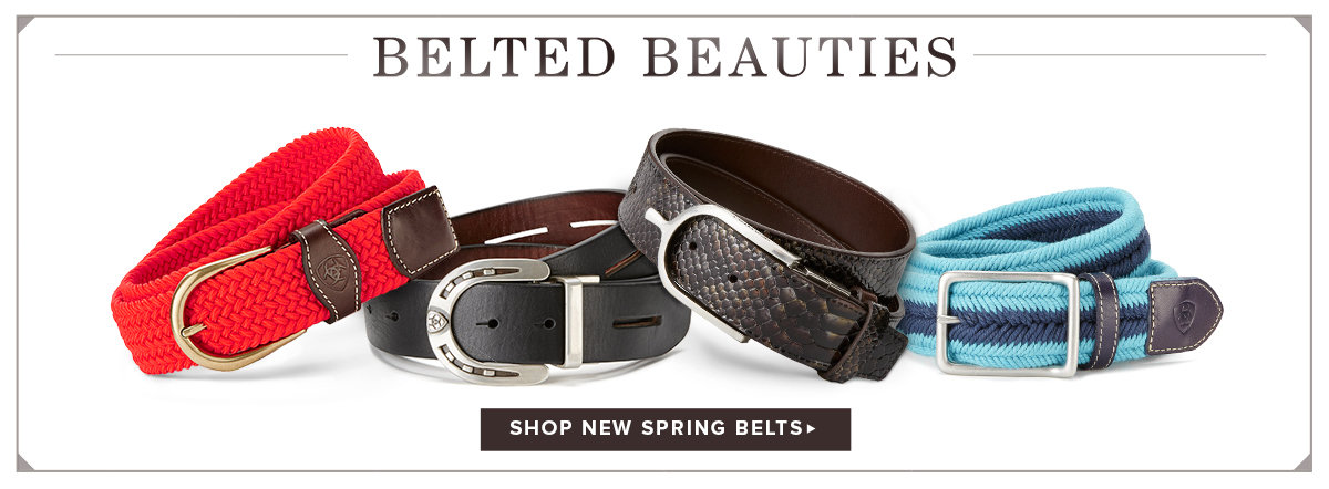Belted Beauties
