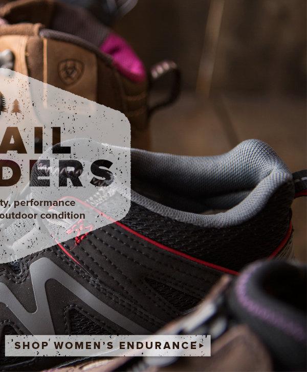 Trail Benders - Women