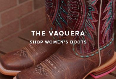 The Vaquera - Shop Women's Boots