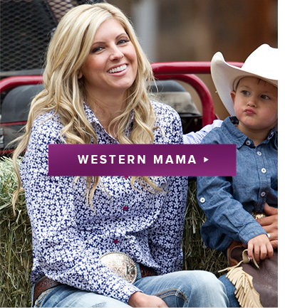 Mother's Day - Western Mama