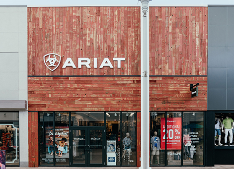 Ariat Sawgrass Mills Shop