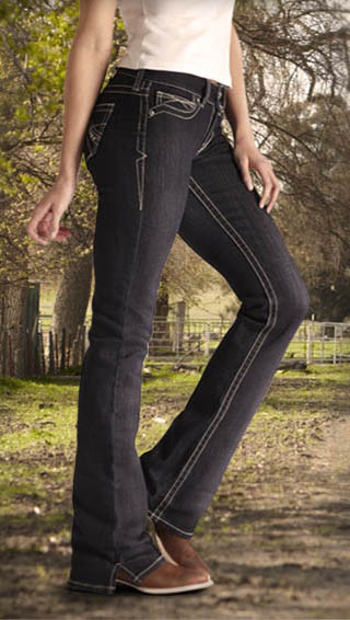 Introducing FR Denim.  Great Fitting Flame Resistant Jeans