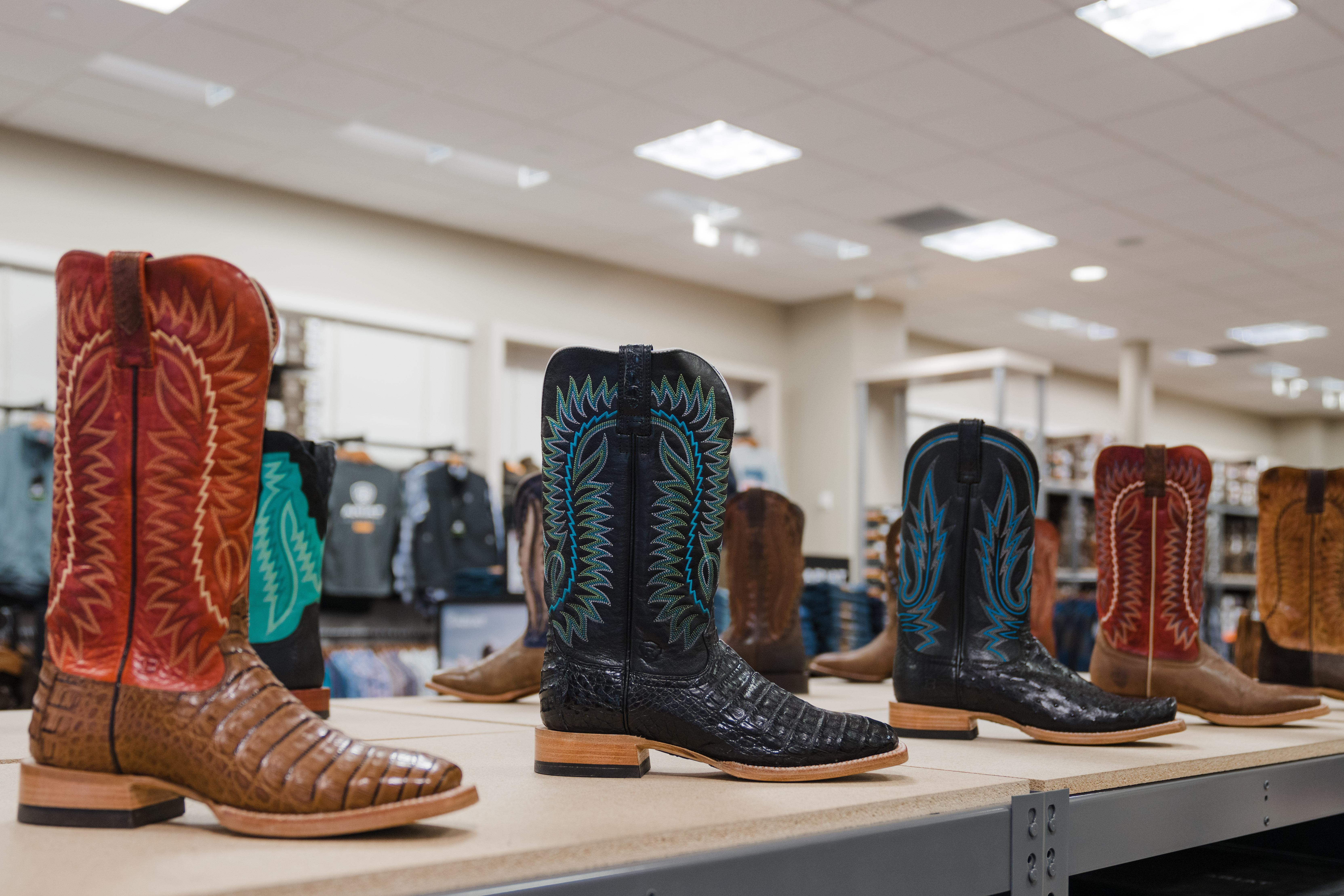 Ariat El Paso Shop