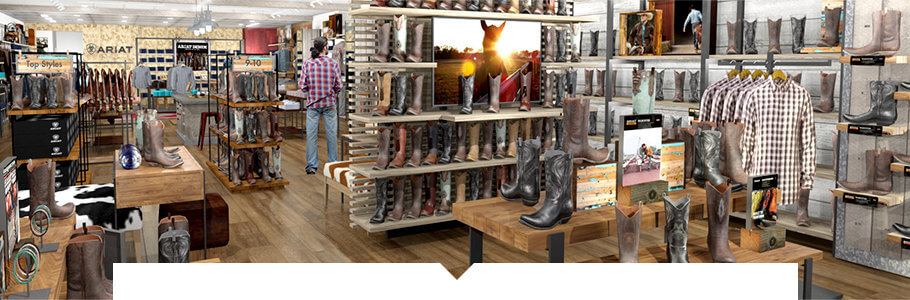 Our Shops | Ariat