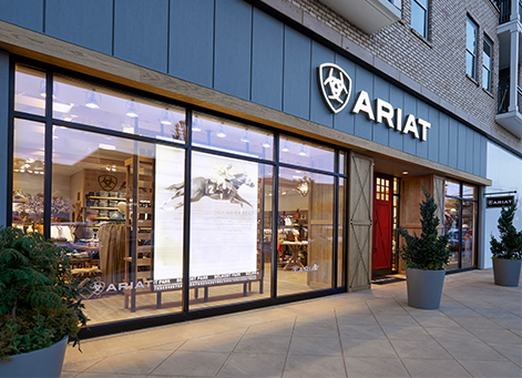 Ariat Lexington Shop