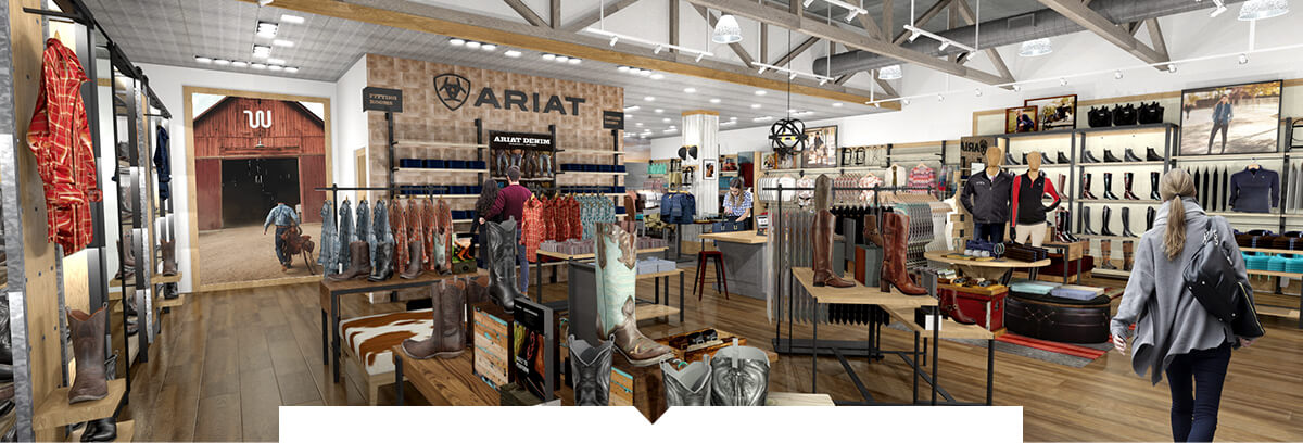 Ariat Brand Shop | Lexington
