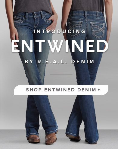 R.E.A.L. Entwined Denim