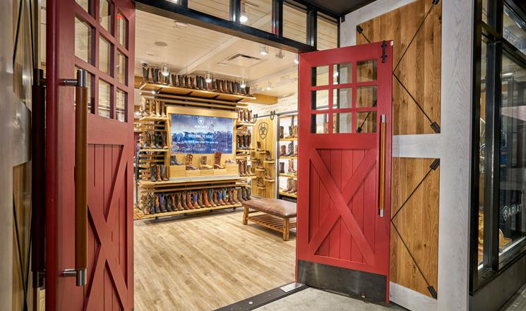 Ariat Fresno Shop