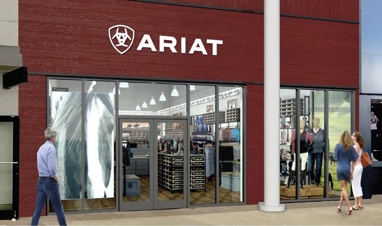 Ariat Sawgrass Shop