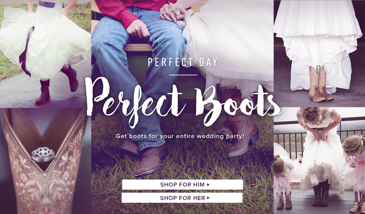 Perfect Day, Perfect Boots