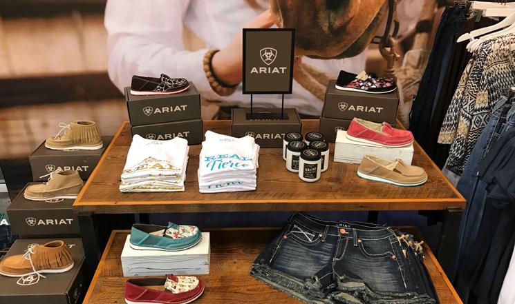 Ariat Gilroy Shop
