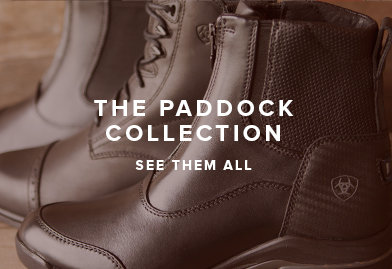 The Paddock Collection - Shop Paddock Boots