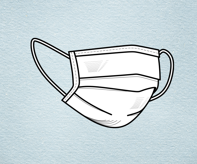 surgical mask donation