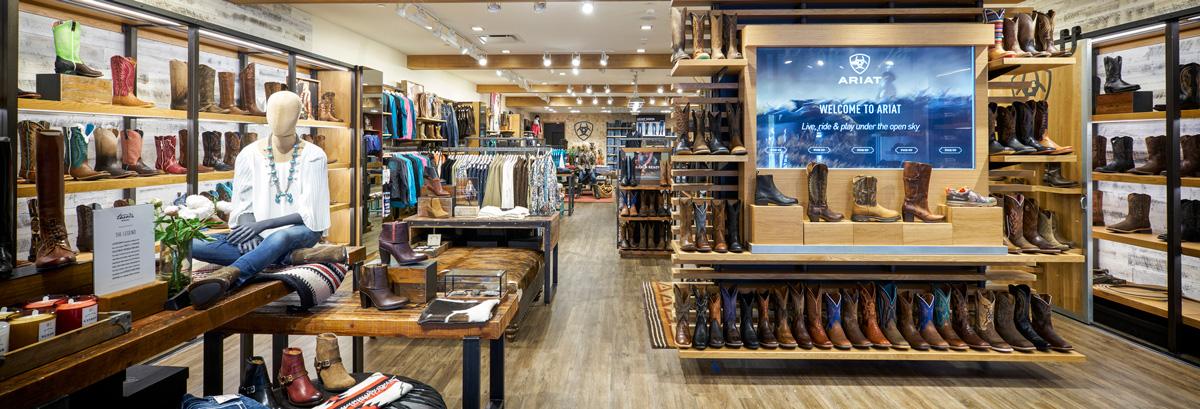 Ariat Brand Shop